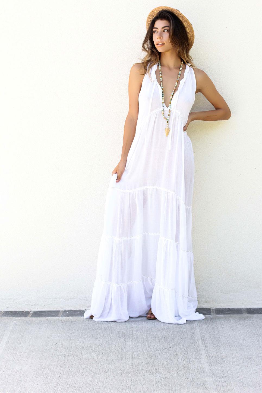 Dress Nomade White